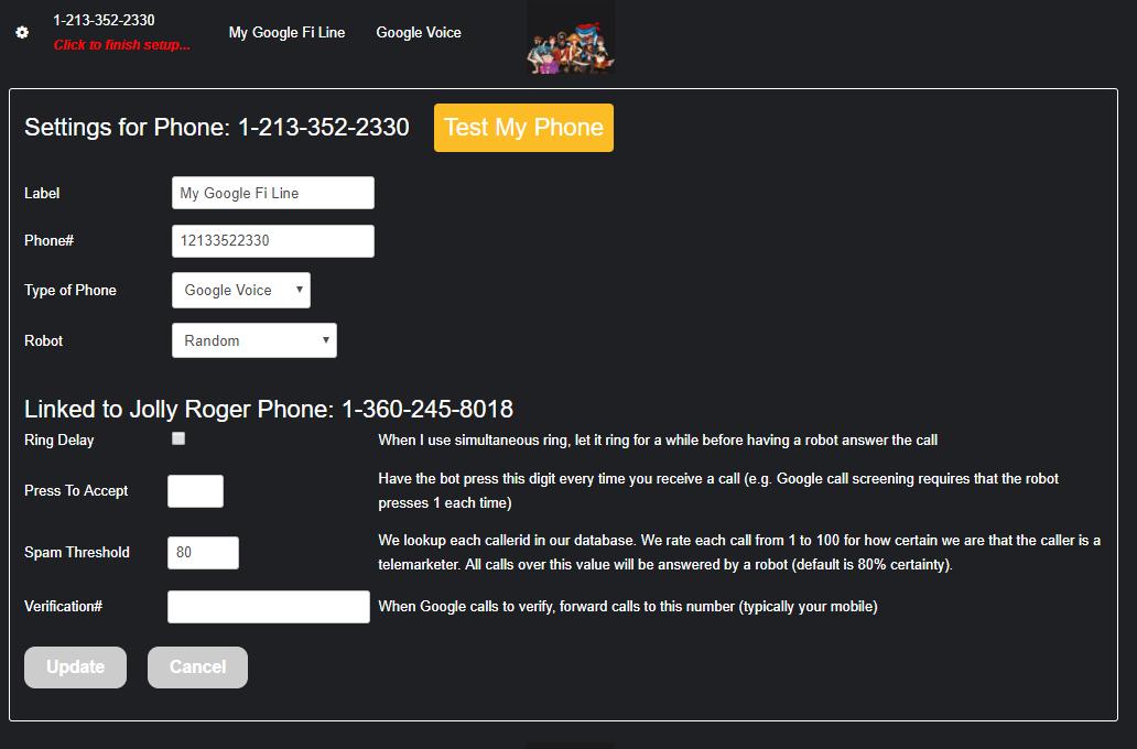 Setup Simring (GoogleFi) | Jolly Roger Telephone